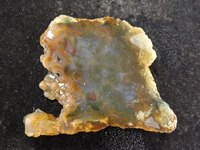 Horse Canyon Agate Slab