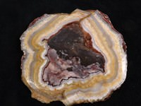 Mexican Lace Agate Slab